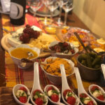 hors d'oeuvres at happy hour